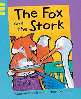 Reading Corner: The Fox and The Stork
