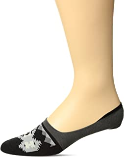 Pendleton Men's Moc Socks, Large(9-12), Papago Park/Black