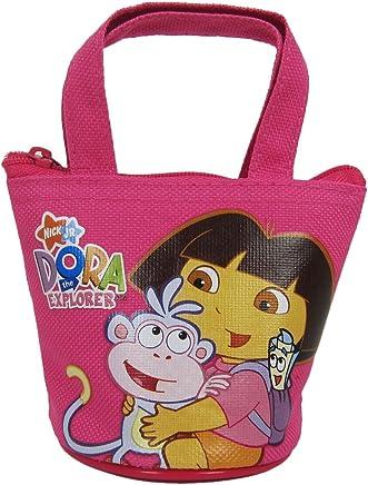 a22f97e2bc40 Officially Licensed Dora the Explorer Mini Handbag Style Coin Purse - Dora  and Boots