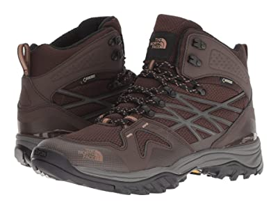 The North Face Hedgehog Fastpack Mid GTX(r) (Chocolate Brown/Cargo Khaki) Men