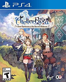 Atelier Ryza: Ever Darkness & The Secret Hideout - PlayStation 4