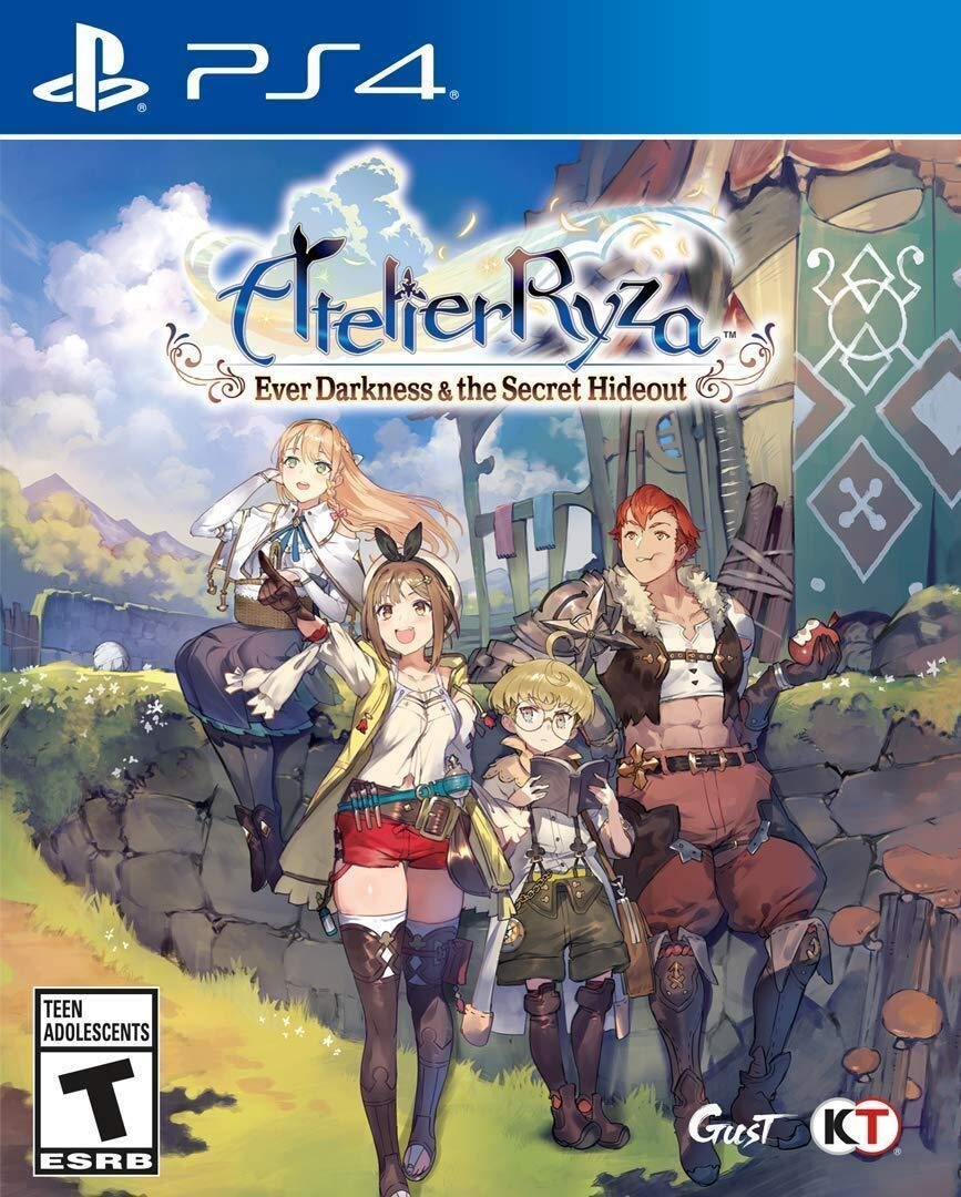 Atelier Virginia Beach Mall Ryza: Ever Darkness The Hideout 4 Secret - PlayStation price
