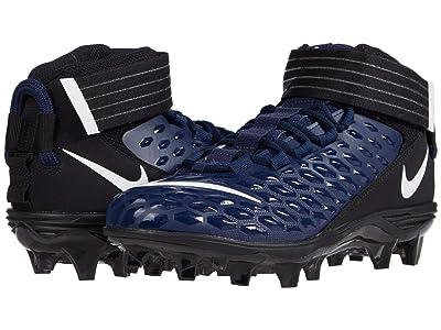 Nike Force Savage Pro 2 (College Navy/White/Black) Men