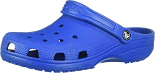 Crocs Unisex Classic Clog, Bright Cobalt, 5 UK Men/ 6 UK Women