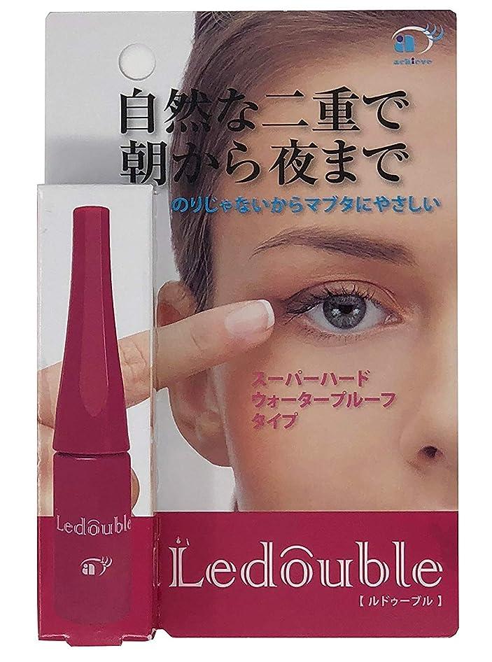 一時解雇する居間現実Ledouble [ルドゥーブル] 二重まぶた化粧品 (4mL)