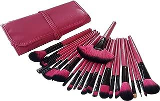 Dream Maker® 24 Piece Makeup Brush Set (Pink)