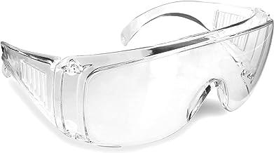 Safety Glasses Safety Goggle Glasses Anti-dust Protective Eye Chemical Lab Eyewear