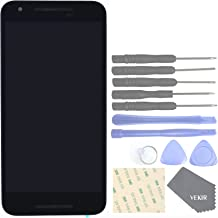 VEKIR LCD Screen and Digitizer Assembly with Frame for LG Nexus 5X