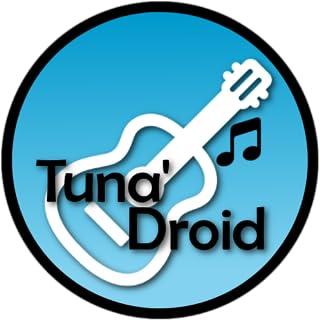 TunaDroid - Chromatic Guitar Tuner: Amazon.es: Appstore para Android