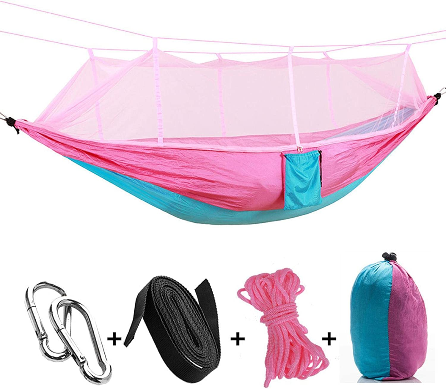 Lightweight Courier Max 74% OFF shipping free Hammock Outdoor Camping Nets Lightw Mosquito