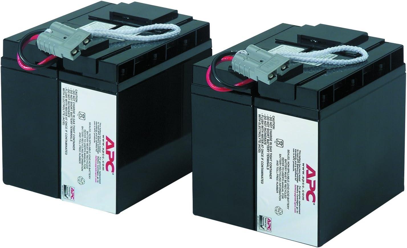 Apc Rbc55 Ersatzbatterie Für Unterbrechungsfreie Computer Zubehör