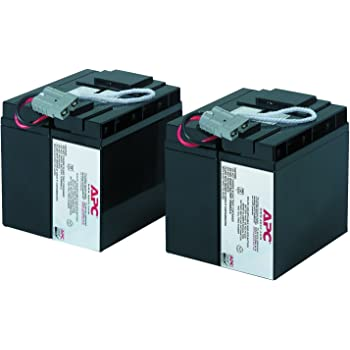 APC Smart-UPS 2200VA SUA2200RMUS Compatible Replacement Battery Pack by UPSBatteryCenter