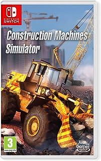 Construction Machines Simulator Nintendo Switch Game