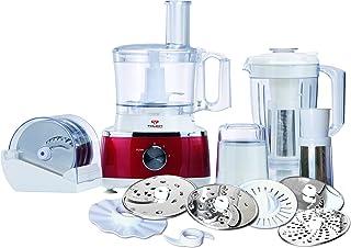 Touch Elzenoky 40510 King Kitchen Machine, 600 Watt, Red