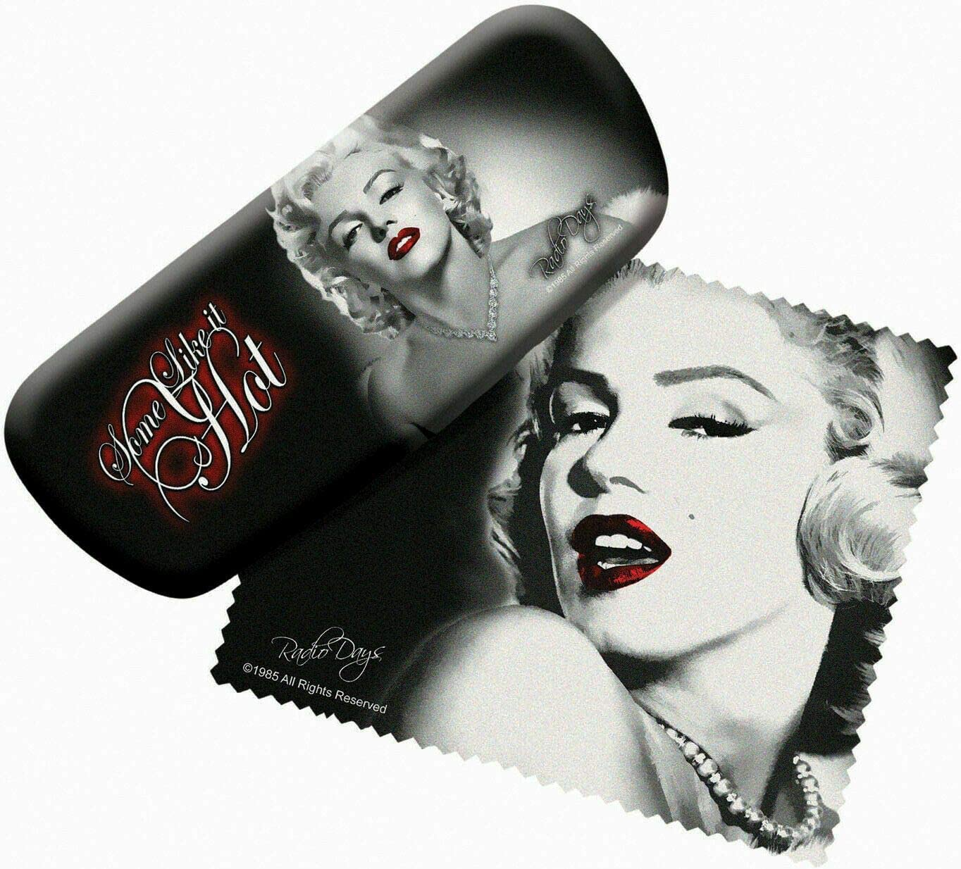 Marilyn Monroe Hard Ranking TOP11 Eyeglass Case Special sale item Cloth Cleaning and