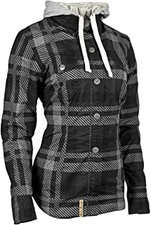 Speed and Strength Women's True Romance Armored Shirts - Black/Large