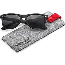 7a4520c9040 Polarspex Polarized 80  39 s Retro Classic Trendy Stylish Sunglasses for Men  Women