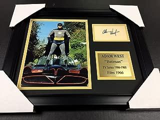 adam west signature