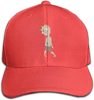 KAMEOR Designed Adult Cartoon The Walking Dead Zombie Baseball Hat Fashion Caps