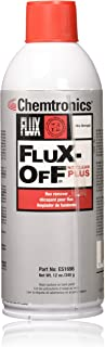 Chemtronics ES1696 L3 FLUX REMOVER 12 OZ. CAN FLUX OFF NO CLEAN PLUS
