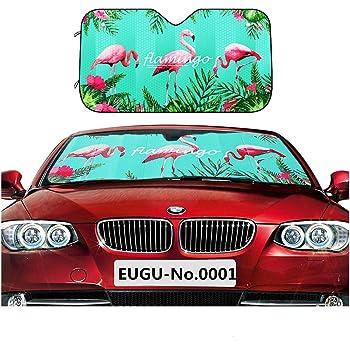 Dem Boswell Donkey Car Windshield Sun Shade Window Windscreen Cover Universal Fit Car Uv Ray Sun And Heat Visor Protection
