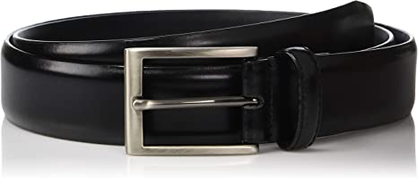 Florsheim Men/'s Black Dress Belt Men/'s Belt Style 2095 Black