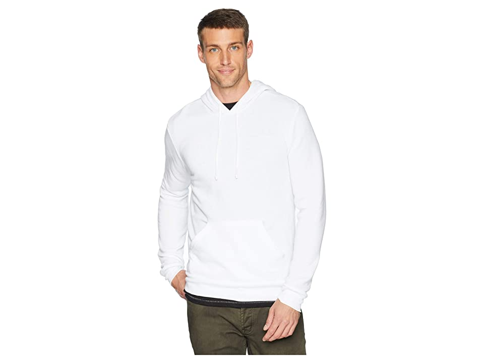 Alternative Hoodlum Eco-Fleece Pullover Hoodie (Eco White) Men