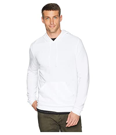 Alternative Challenger Eco-Fleece Pullover Hoodie (Eco White) Men