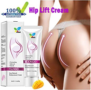 Butt Enhancement Cream, STCORPS7 Hip Lift Up Butt Enlargement Cellulite Removal Cream Buttock Enhance Fast Firming Buttock Effective Shape Hip Curve