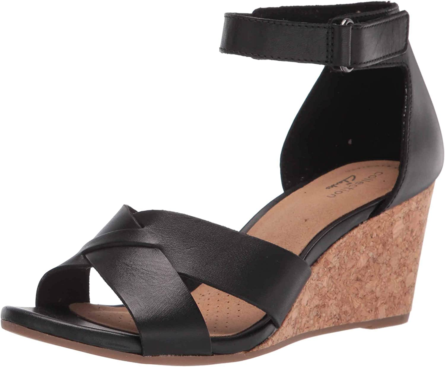 Clarks Women's Margee Wedge Max 58% OFF Beauty products Sandal Gracie