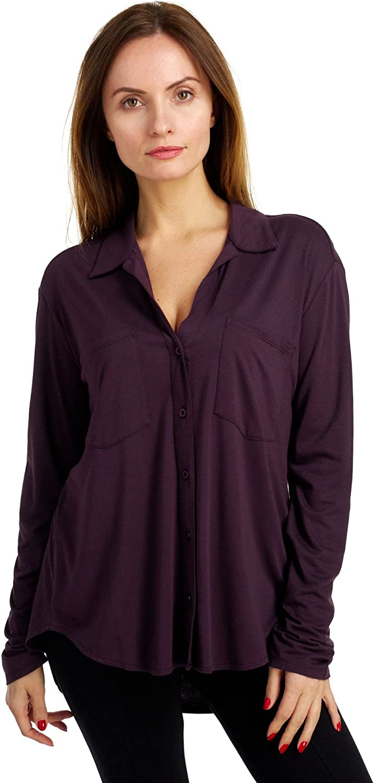 Survival Women's Garland Long Sleeve Button up Top