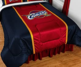 NBA Cleveland Cavaliers Bed Comforter Basketball Team Logo Bedding