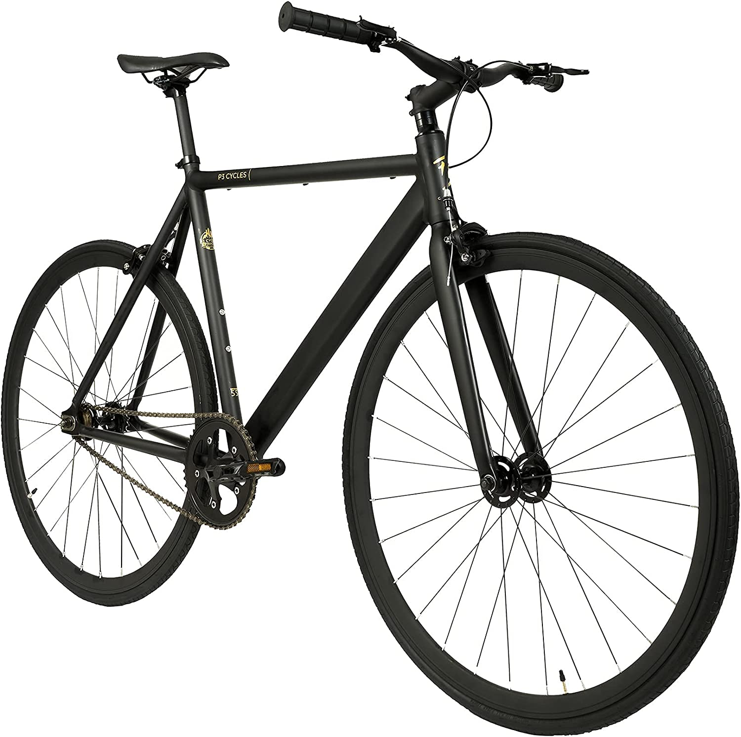 P3 Sales of SALE items from new works Cycles Track Aluminum Single Urban Bike Fixie 4 years warranty Speed