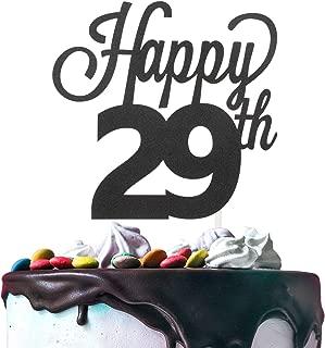 happy 29th bday