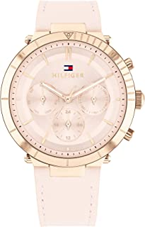 TOMMY HILFIGER EMERY WOMEN's PINK DIAL WATCH - 1782351