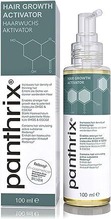 Panthrix – Attivatore della Crescita dei Capelli | Principio Attivo Premiato | MADE IN GERMANY | 100ml Spray altamente dosato | Mezzo per una Rapida Crescita dei Capelli | Uomini & Donne