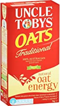 Uncle Tobys Traditional Oats 1kg.