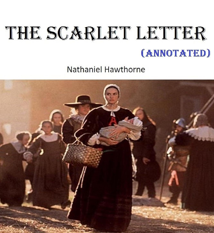 やろう気付く姉妹The Scarlet Letter: (Annotated Version) (English Edition)