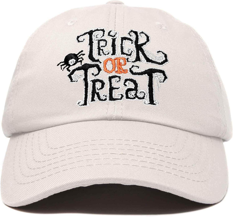 DALIX Trick or Treat Hat Kids mart Halloween Ranking TOP6 Girls Boys Cap Baseball