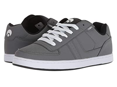 Osiris Relic (Charcoal/White/Black) Men