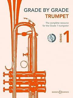 Grade by Grade - Trumpet - Grade 1 - edition with CD - ( BH 12484 )
