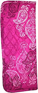Vera Bradley Curling & Flat Iron Cover (Stamped paisley)