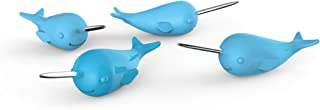 Fred & Friends PUSHFINS Fred Narwhal Pushpins
