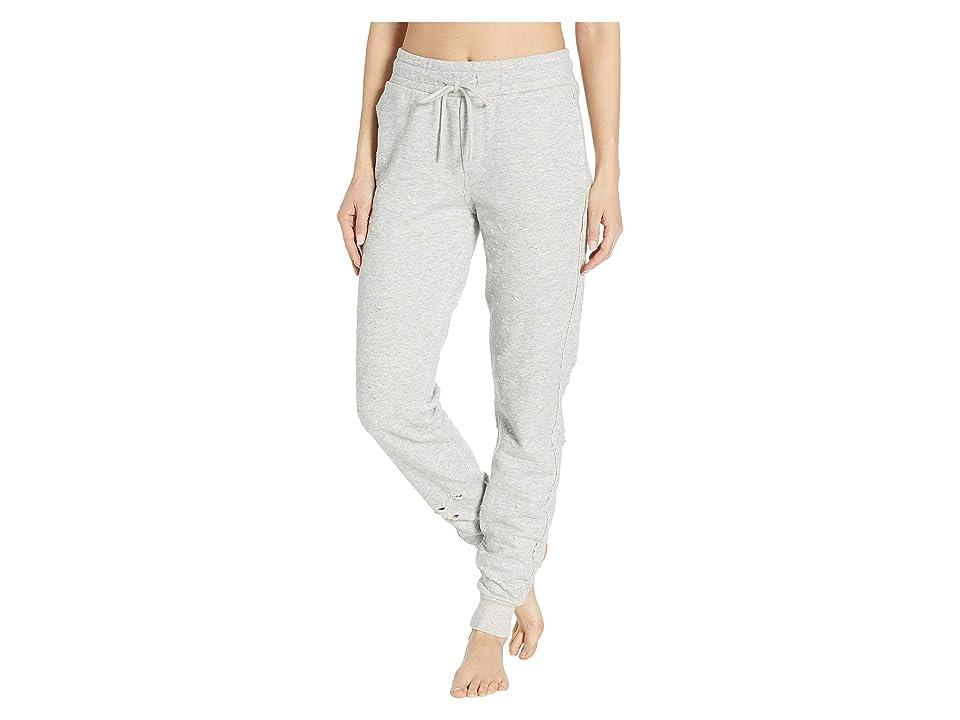 ALO Fierce Sweatpants (Dove Grey Heather) Women