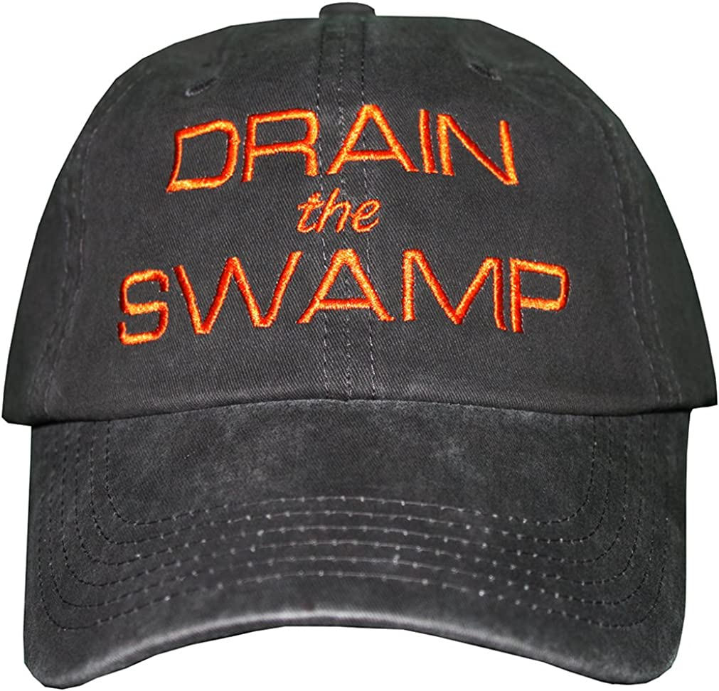 Treefrogg Apparel Drain The HAT Finally resale start Limited price Trump Swamp