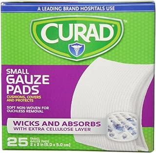 Curad Small Gauze Pads 2
