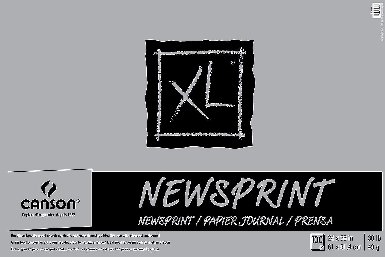 White Newprint Small 9x12 500pk