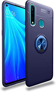 FanTing Case for vivo Z5x/vivo Z1 Pro, 360°adjustable rotating ring bracket,Compatible with Magnetic Car Mount ,Earthquake...