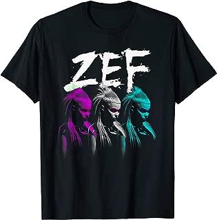 Zef Lifestyle Die Cool No Regrets T-Shirt Gift