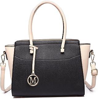 comprar comparacion Miss Lulu Bolso Bandolera de Diseñador Magnífico Bolso Elegante Bolsos de Hombro con Estilo